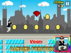 free iPhone app Gangnam Style City