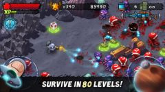 free iPhone app Monster Shooter: The Lost Levels