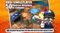 free iPhone app Great Big War Game