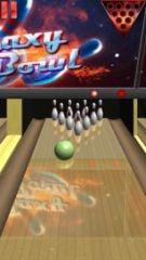 free iPhone app Galaxy Bowling