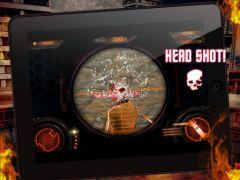 free iPhone app Hired Gun 3D