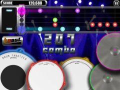 free iPhone app Drum Fanatics
