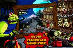 free iPhone app Zombie Sam