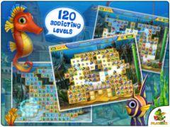 free iPhone app Fishdom 2 HD