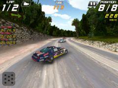 free iPhone app Speedway Racers