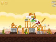 free iPhone app Angry Birds HD