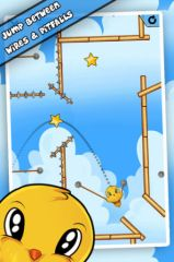 free iPhone app Jump Birdy Jump HD