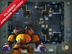 free iPhone app Robokill 2: Leviathan Five