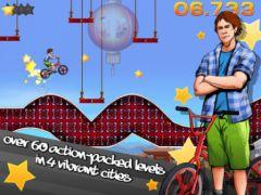 free iPhone app BMX Jam