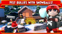 free iPhone app SnowJinks