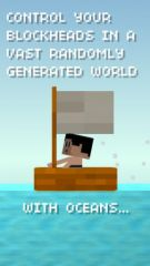 free iPhone app The Blockheads