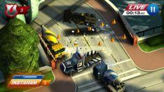 free iPhone app Smash Cops Heat