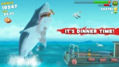 free iPhone app Hungry Shark Evolution