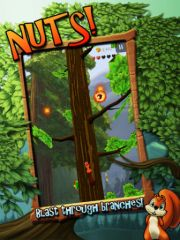 free iPhone app Nuts!