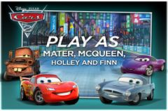 free iPhone app Cars 2