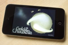 free iPhone app Gold & Chocolate