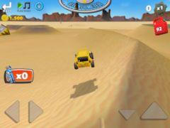 free iPhone app Dune Rider