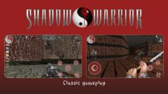 free iPhone app Shadow Warrior