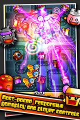 free iPhone app Pew Pew Land II