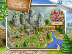 free iPhone app Roads of Rome HD