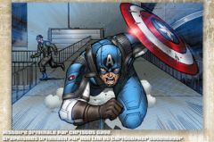 free iPhone app Captain America: Sentinel of Liberty
