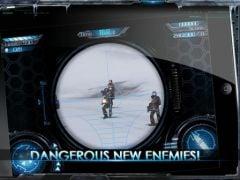 free iPhone app iSniper 3D Arctic Warfare