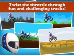 free iPhone app Ace Rider