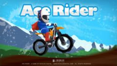 free iPhone app Ace Rider