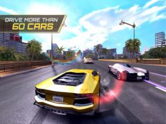 free iPhone app Asphalt 7