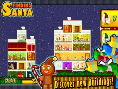 free iPhone app Finding Santa Christmas Special