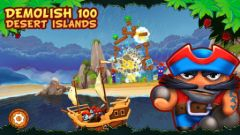 free iPhone app Potshot Pirates