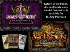 free iPhone app Ascension: Chronicle of the Godslayer
