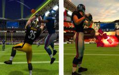 free iPhone app NFL Flick Quarterback