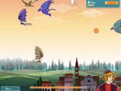 free iPhone app Voler, un jeu d
