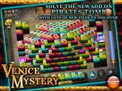 free iPhone app Venice Mystery (Full)