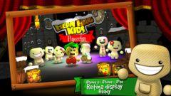 free iPhone app Bean Bag Kids present Pinocchio