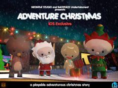 free iPhone app Adventure Christmas HD