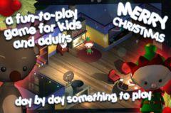 free iPhone app Adventure Christmas