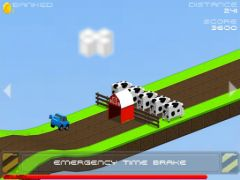 free iPhone app Cubed Rally Redline
