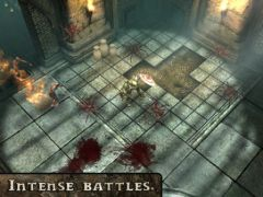 free iPhone app ORC: Vengeance