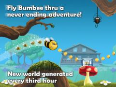 free iPhone app Bumbee