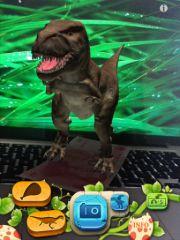 free iPhone app DinosaurAR