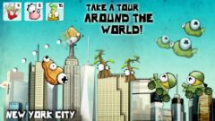 free iPhone app Pota-Toss World Tour: a Fun Location Based Adventure
