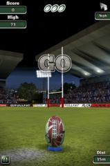 free iPhone app Flick Nations Rugby