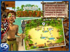 free iPhone app Youda Survivor HD (Full)