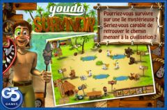 free iPhone app Youda Survivor (Full)