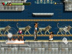 free iPhone app Babylonian Twins Puzzle Platformer