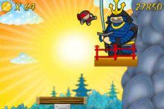 free iPhone app Chop Chop Ninja