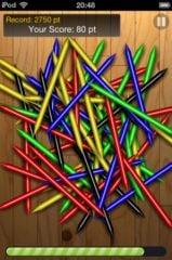 free iPhone app Sticks