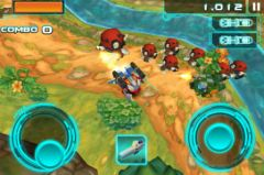 free iPhone app Armorslays 2